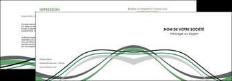 personnaliser maquette depliant 2 volets  4 pages  texture contexture structure MIF55894