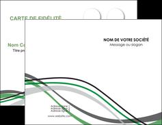 personnaliser maquette carte de visite texture contexture structure MIF55902
