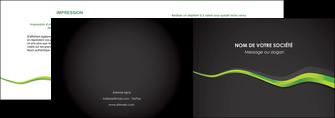 creation graphique en ligne depliant 2 volets  4 pages  texture contexture structure MLIGBE56108