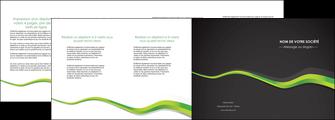 maquette en ligne a personnaliser depliant 4 volets  8 pages  texture contexture structure MIF56136
