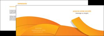 cree depliant 2 volets  4 pages  texture contexture structure MLGI56170