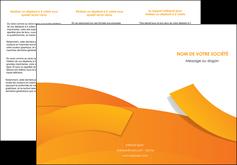 modele depliant 3 volets  6 pages  texture contexture structure MLGI56180