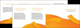 imprimer depliant 4 volets  8 pages  texture contexture structure MLGI56202