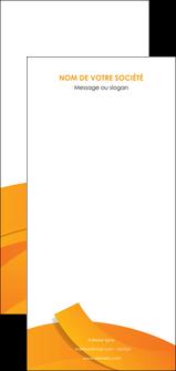 Impression flyer publicitaire  flyer-publicitaire Flyer DL - Portrait (21 x 10 cm)