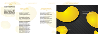 imprimer depliant 4 volets  8 pages  texture contexture structure MLIGBE56248
