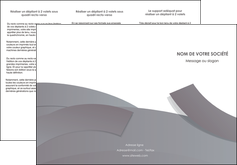 modele en ligne depliant 3 volets  6 pages  texture contexture structure MLGI56666