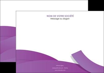 creation graphique en ligne affiche violet fond violet violet pastel MLGI56930