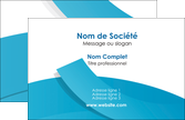 realiser carte de visite bleu bleu pastel fond bleu pastel MLGI57188