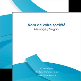 exemple flyers bleu bleu pastel fond bleu pastel MIF57212