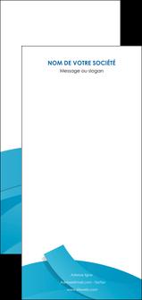 modele en ligne flyers bleu bleu pastel fond bleu pastel MIF57228