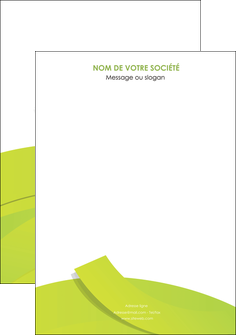 creer modele en ligne affiche espaces verts vert vert pastel colore MIF57232