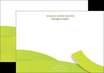impression affiche espaces verts vert vert pastel colore MLIG57248