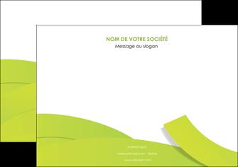 creation graphique en ligne affiche espaces verts vert vert pastel colore MLGI57250