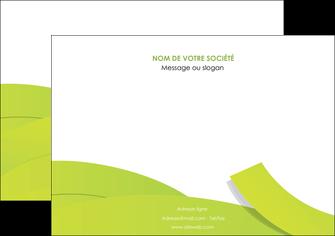 faire affiche espaces verts vert vert pastel colore MLIG57254