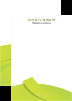 faire modele a imprimer affiche espaces verts vert vert pastel colore MLGI57274