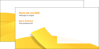 realiser enveloppe jaune fond colore fond jaune MIF57372