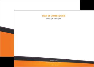 faire modele a imprimer affiche orange fond orange colore MLGI57640