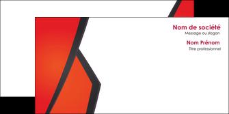 maquette en ligne a personnaliser enveloppe orange rouge orange colore MLIG57772
