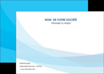 realiser flyers web design bleu bleu pastel couleurs froides MLGI57978