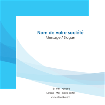 modele en ligne flyers web design bleu bleu pastel couleurs froides MLGI57982