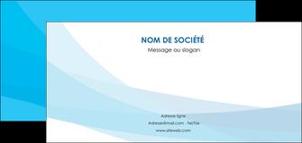 creation graphique en ligne flyers web design bleu bleu pastel couleurs froides MLGI57986