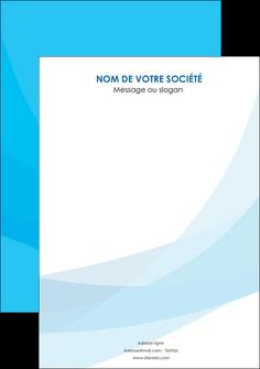cree flyers web design bleu bleu pastel couleurs froides MLGI57996
