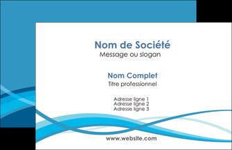 Impression Imprimer flyer  imprimer-flyerss Carte de Visite - Paysage