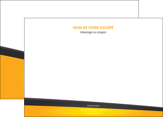 imprimerie affiche jaune fond jaune colore MIF58300