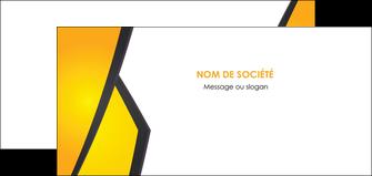 modele flyers jaune fond jaune colore MIF58316