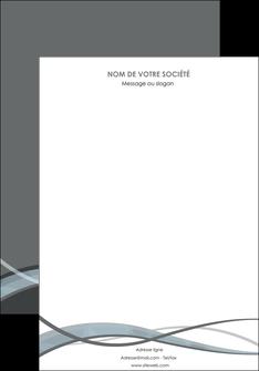 creation graphique en ligne affiche gris fond gris vecteur MIF58346