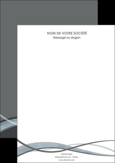 imprimer affiche gris fond gris vecteur MIF58348