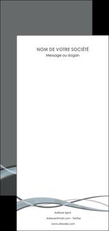 modele flyers gris fond gris vecteur MIF58392