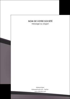 Impression exemple de tract pub  devis d'imprimeur publicitaire professionnel Flyer A5 - Portrait (14,8x21 cm)