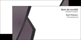 creer modele en ligne enveloppe violet noir courbes MLIG58432