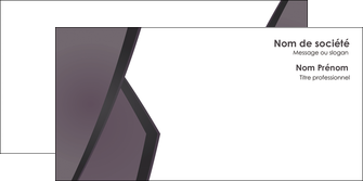 creer modele en ligne enveloppe violet noir courbes MLGI58432