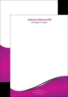 realiser affiche violet fond violet colore MLIG58636