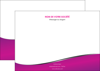 impression affiche violet fond violet colore MIF58648