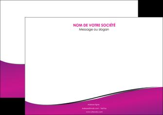 personnaliser maquette affiche violet fond violet colore MLGI58650