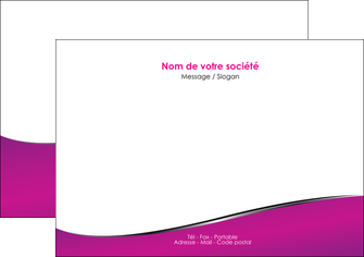 modele flyers violet fond violet colore MLGI58652