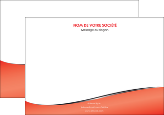 faire affiche rouge rouille colore MIF58708