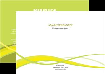 Exemples de flyers impression imprimer imprimerie faire for Flyer espace vert