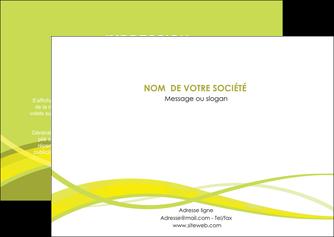 Impression creer un flyers soi meme Espaces verts creer-un-flyers-soi-meme Flyer A6 - Paysage (14,8x10,5 cm)