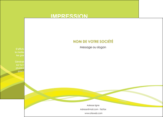 personnaliser maquette affiche espaces verts vert vert pastel fond vert MLIG58768