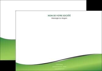 modele en ligne affiche vert fond vert colore MIF59262