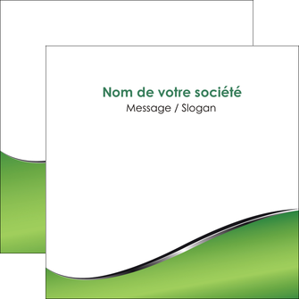 faire modele a imprimer flyers vert fond vert colore MIF59274