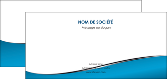 impression flyers bleu bleu pastel fond bleu MIF59388