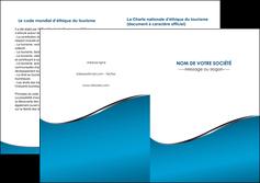 faire modele a imprimer depliant 2 volets  4 pages  bleu bleu pastel fond bleu MLIG59392