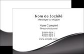 creation graphique en ligne carte de visite web design gris fond gris noir MLIP59404