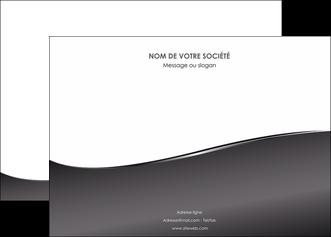 faire affiche web design gris fond gris noir MLGI59424