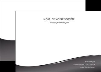 imprimerie flyers web design gris fond gris noir MLIG59432